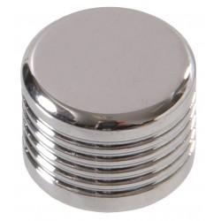 Other - 8940942 - M8 Socket Spoke Chrome Bolt Cap