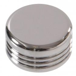 Other - 8940944 - M6 Button Spoke Chrome Bolt Cap