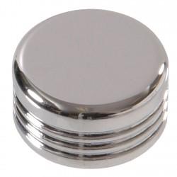 Other - 8940945 - M8 Button Spoke Chrome Bolt Cap