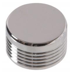 Other - 8940948 - M8 Hex Spoke Chrome Bolt Cap