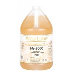 Accu-Lube / ITW - FG2055 - Liquid Cutting Oil, Base Oil : Vegetable Oil, 55 gal. Drum