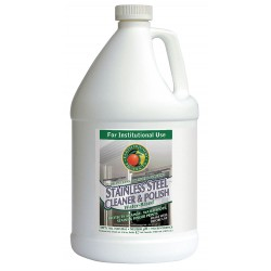 Earth Friendly Prod - PL9330/04 - 1 gal. Metal Cleaner and Polish, 1 EA