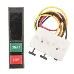 Eaton Electrical - C400GK1 - Push Button Kit, NEMA Rating: 1, For Use With Type 1 Enclosed Starters