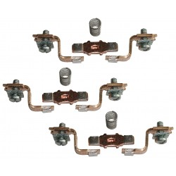 Eaton Electrical - 6-43-6 - Replacement Contact Kit, Contacts per Kit: 3, Starter Size: 3, For Use With Eaton Freedom Series C1