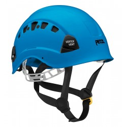 Petzl - A10VBA - Blue Rescue Helmet, Shell Material: ABS, 6-Point Mesh Liner Suspension, Fits Hat Size: 6-3/8 to 7-7/