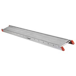 Louisville Ladder - P21216 - 500 lb. Load Capacity Aluminum Ladder Stage, 4H x 12W x 16