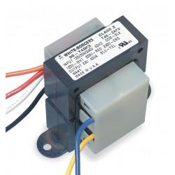 White Rodgers / Emerson - 90-T40F3 - Class 2 Transformer, 40 VA Rating, 120/208/240VAC Input Voltage, 24VAC Output Voltage