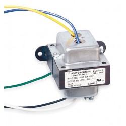 White Rodgers / Emerson - 90-T40M1 - Class 2 Transformer, 40 VA Rating, 120VAC Input Voltage, 24VAC Output Voltage