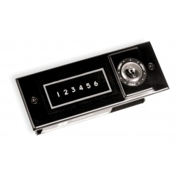Redington - P32-1026-115AC - Electromechanical Counter, Panel Mounting, Number of Digits: 6, Max. Counts per Second: 16.6