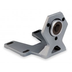 Gast - AG987 - Cast Aluminum Nema 56C Foot, Mounting Bracket