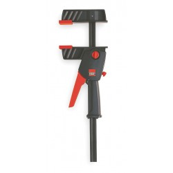 Bessey Tools - DUO65-8 - 24 (In.) Capacity Bar Clamp/Spreader 3 to 25-1/2 (In.) Spreading Range, 3-1/4 Throat Depth (In.)24