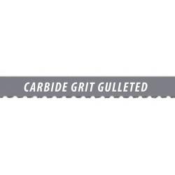 M.K. Morse - 10' - ZCG040 TCG GM - 10 ft. Carbide Grit Carbide Band Saw Blade, 1/2 Width