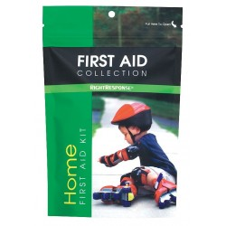 First Aid Only - 10097 - First Aid Kit, Kit, Plastic Case Material, Home, 1 People Served Per Kit