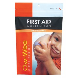 First Aid Only - 10100 - First Aid Kit, Kit, Plastic Case Material, Children Care, 1 People Served Per Kit