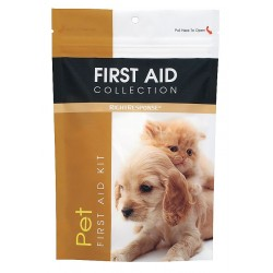 First Aid Only - 10102 - First Aid Kit, Kit, Plastic Case Material, Animal Care