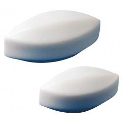 Bel-Art - F371300114 - Str Br Tef Egg-Shpd 1-1/4X5/8, 1/Ea