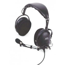 OTTO - V4-10147 - Over the Head Over Ear, Two Ear, Black, Noise Canceling Yes