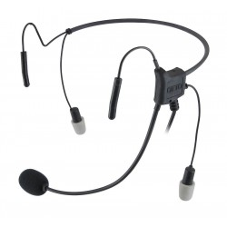 OTTO - V4-HN2VJ5 - Behind the Head In Ear, Two Ear, Black, Noise Canceling Yes