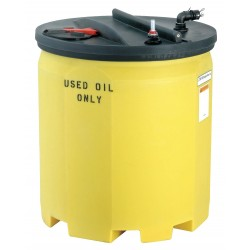 Snyder - 5760102N95705 - 360-gal. Closed Top Vertical Double Wall Storage Tank