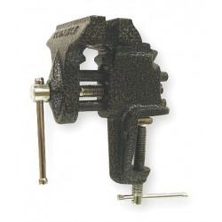 Wilton - 150 - 3 Cast Iron Portable Vise, 2-5/8 Throat Depth