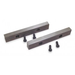Wilton - 2908080 - Jaw Inserts, 6 1/2 x 3/8 x 1, PK2