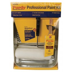 Purdy - 140810001 - Paint Roller Kit; Number of Pieces: 4
