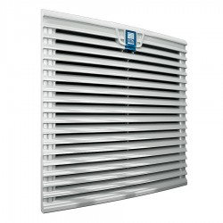 Rittal - 3240200 - Rittal 3240200 Outer Filter, 255 mm x 255 mm x 25 mm, IP54, Thermoplastic