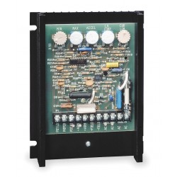 Dart Controls - 253G-200C - DC Speed Control, Chassis, 100/200VDC Shunt Wound Volts, 0 to 90/180VDC Voltage Output, 10 Max. Amps