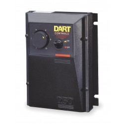 Dart Controls - 253G-200E - DC Speed Control, NEMA 4/12, 100/200VDC Shunt Wound Volts, 0 to 90/180VDC Voltage Output, 10 Max. Amps