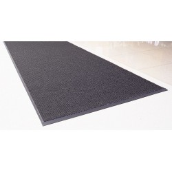 Notrax - 117S0035CH - Charcoal Needle-Punched Yarn, Entrance Mat, 3 ft. Width, 5 ft. Length