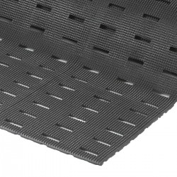 Notrax - 420S0026BL - Matting Anti-slip Cushion-dek 2x6 Notrax Black Superior Mfg, Ea