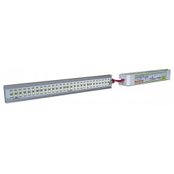 Radionic Industries - ZXE-5000-E-UNV - Direct Wire LED Strip Exit Sign LED Retrofit Kit, 120/277V, White