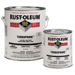 Rust-Oleum - 241099 - Interior/Exterior Epoxy Primer Base with 1, 079 sq. ft./gal. Coverage Clear, 1 gal.