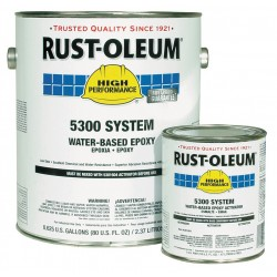 Rust-Oleum - 5381405 - Interior/Exterior Primer with 200 to 350 sq. ft./gal. Coverage Gray, 1 gal.