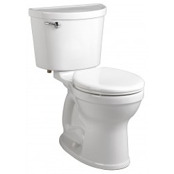 American Standard - 7DF10 - Champion PRO Two Piece Tank Toilet, 1.28 Gallons per Flush, White