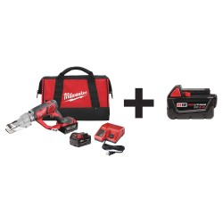 Milwaukee Electric Tool - 2637-22 48-11-1840 - Cordless Shear Kit, 18.0V, 1 Tool