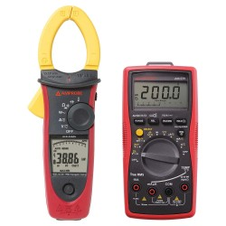 Amprobe - 6NZJ0 + 34K451 - Clamp Meter with Digital Multimeter