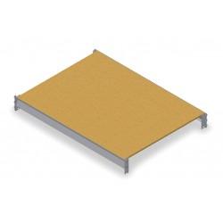 Tennsco - 1 - 48 Additional Shelf Level, Medium Gray; For Use With Heavy Duty Boltless Bulk Storage Racks