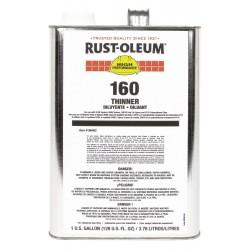 Rust-Oleum - 9144 - Safety Yellow Epoxy Activator and Finish Kit, Semi-Gloss Finish, Size: 1 gal.