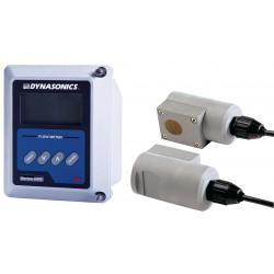 Dynasonics / RFI - 7HU46 - Doppler Flow AC Small Pipe Transducer