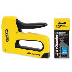 Stanley / Black & Decker - 7YV50 - 7-1/4 Heavy Duty Staple Gun, Yellow