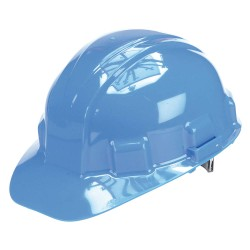 Jackson Safety - 14416 - Hard Hat, 6 pt. Ratchet Suspension, Blue, Hat Size: Universal