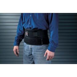 Allegro - 7123-02 - Back Support Suspender Medium 36-40 In Black Flexback Allegro Elastic, Ea