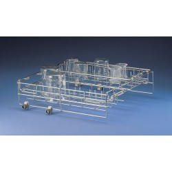Labconco - 44945-01 - Stainless Steel Top Rack For SteamScrubber Glassware Washers