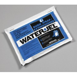 Water-Jel - P3630-1 IN BOX - Burn Wrap, Box, Wrapped Packets