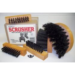 Other - SB-M1 - Brush Set for Standard Scrusher(r)
