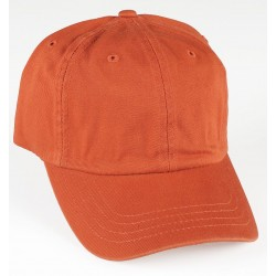 Other - (STOCK) I897 C00 - Baseball Hat, Orange, Adjustable