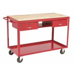 Akro-mils / Myers Industries - Rmwb24485srtpg - Rmwb24485srtp Gray 24x48 Med Duty Work Table Akro