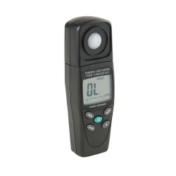 General Tools - DLM204 - Digital Light Meter, 20/200/2000/20, 000fc