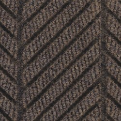 Andersen Company - 2271 BROWN 10X12 - Chestnut Brown Recycled PET Polyester Fiber, Entrance Mat, 10 ft. Width, 12 ft. Length